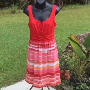 🌺Too Awesome Size Small ( 4-6 ) Colorful Dress 🌺